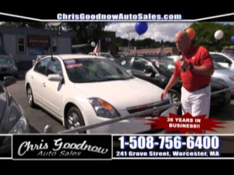 Chris goodnow auto sales october 11 2014 worcester for Chris motors auto sales