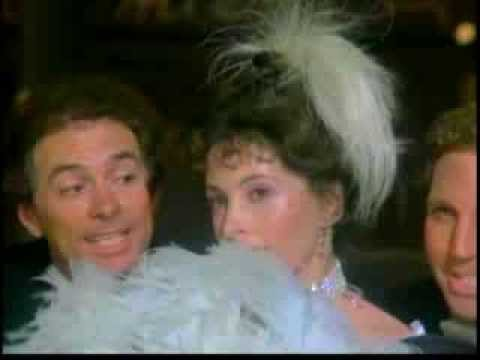 """BARBARA PARKINS as Anna Held sings """"WON'T YOU COME AND PLAY WITH ME"""" Two-New York in ZIEGFELD"""