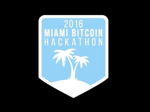 Miami Bitcoin Hackathon 2016 Recap