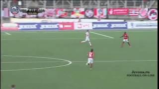 Уфа-Спартак Москва 1:2 обзор матча