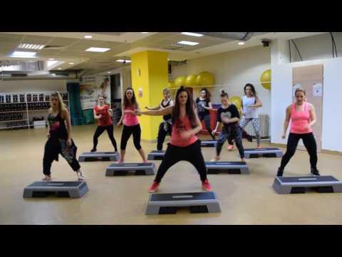"Bachata Remix Despacito ""Luis Fonsi ft. Daddy Yankee"" (Dj Manuel Citro)(Zumba®Step Choreo)"