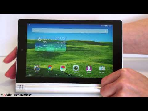 Lenovo Yoga Tablet 2 8 Review