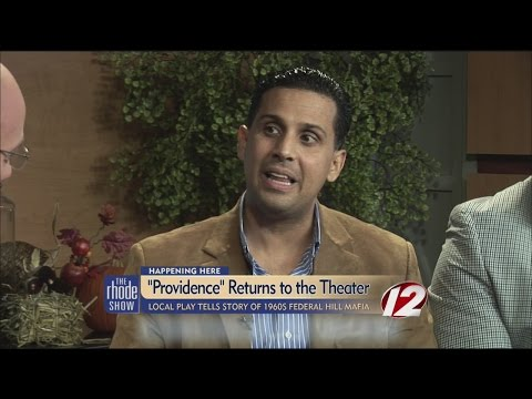 Local play tells story of Federal Hill mafia
