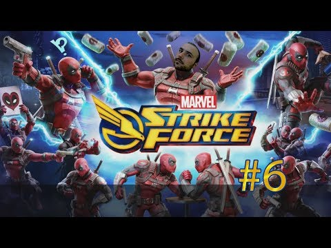 DeadPool ve Cable Maceraları - MARVEL Strike Force #6