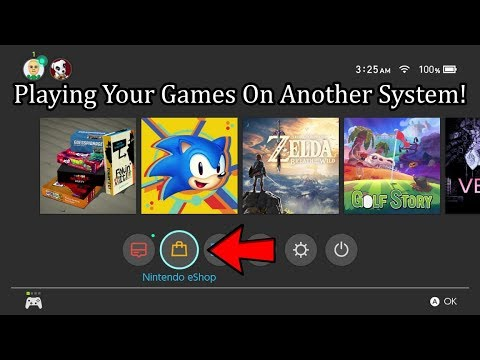How To Play Your Nintendo Switch Games On Another System!