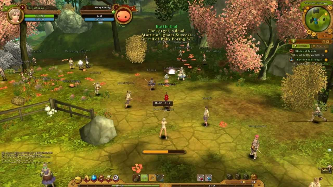 Ragnarok online 2 episode d couverte avec sensigizmo - Archer episodes youtube ...