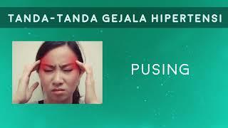 HIPERTENSI #1: Orang yang Mudah Terkena Hipertensi/Darah Tinggi.