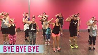 *NSYNC - Bye Bye Bye (Dance Fitness with Jessica)