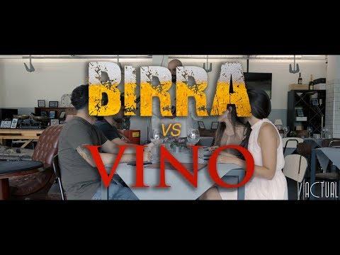 BIRRA vs VINO