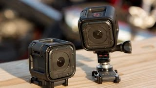 GoPro Hero4 Session Review at RevZilla.com