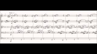 PASSACAGLIA IN C MINOR, BWV 582 - BRASS QUINTET
