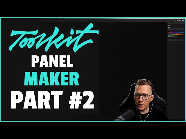 Retouching Toolkit: Panel Maker (Part#2)