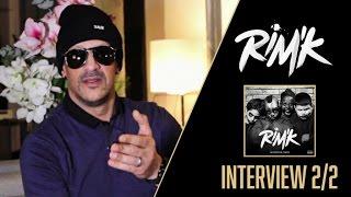 Rim K : « La Mafia K'1 Fry n'a jamais vraiment eu de leader ! » [Interview 2/2]