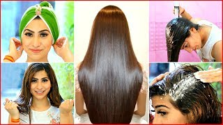 Salon Style HAIR SPA at Home - Step By Step  #Budget #Haircare #Beauty #Anaysa