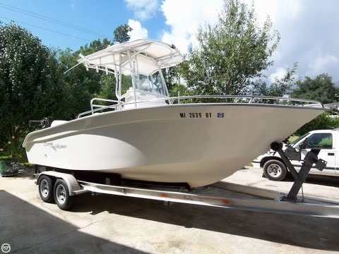 [SOLD] Used 2006 Cape Horn 21 Offshore in Bay St Louis, Mississippi