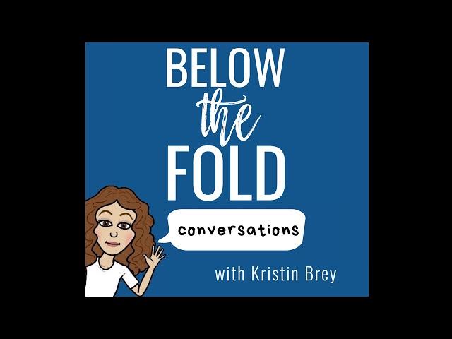 Below the Fold: Conversations w/ Alan Waters