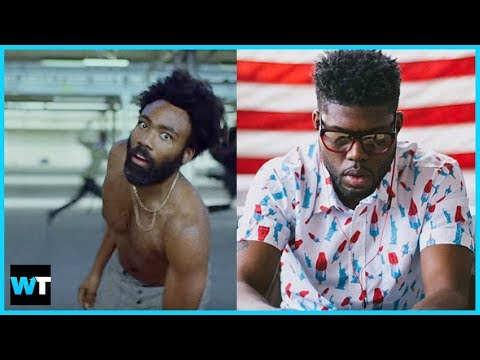 Did Childish Gambino STEAL This Is America From Jase Harley? | What's Trending Now!