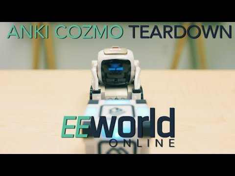 Cute Cozmo, the home robot that begat Vector