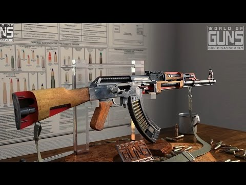 World of Guns: Gun Disassembly  - Реалистичный симулятор оружия на Android