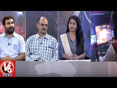 Special Discussion On Gaming And Animation Sector | 7 PM Discussion | V6 News