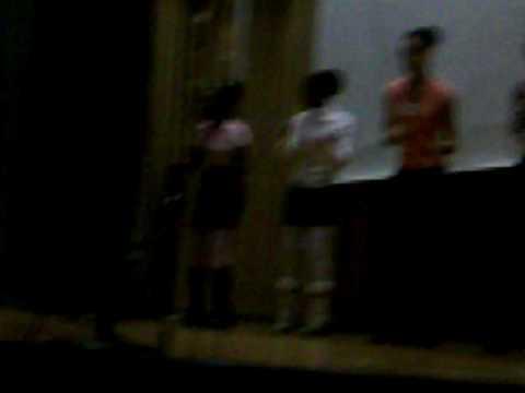 Michael Jackson Dancing Machine at Westside Middle School
