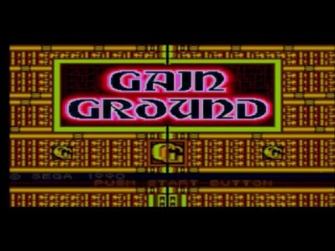 Let's Play: Gain Ground (SMS)
