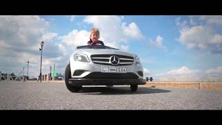 Mercedes-Benz.  Test Drive GLA & C-class.Санкт-Петербург.  BNG-event.ru