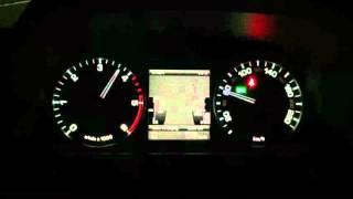 Range Rover sport 3.0 diesel 0-200 km 2011