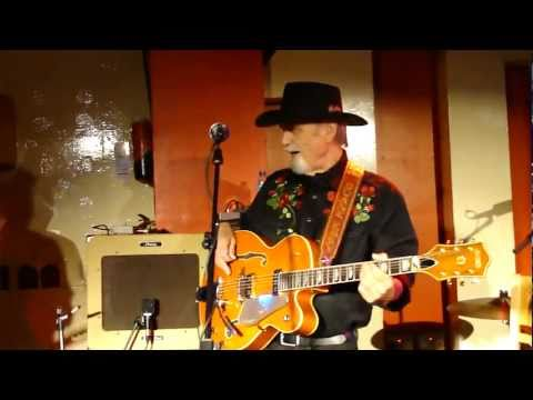 Duane Eddy in London UK  ---  (Dance With The) Guitar Man