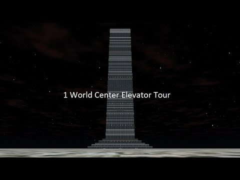 Tour of the Elevators @ 1 World Center