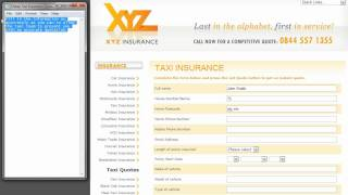How to get a cheap taxi insurance quote in the UK