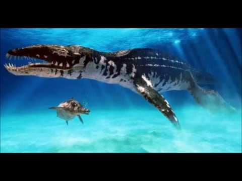 liopleurodon vs 2 mosasaurus - YouTube  liopleurodon vs...