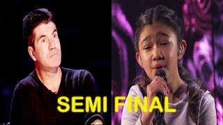 """Download Angelica Hale """"Without You"""" by David Guetta Ft. Usher - Semi Finals America's Got Talent 2017"""