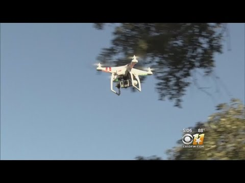 Court Strikes Down FAA Rule On Drones