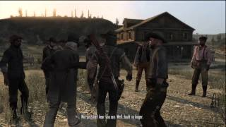 Red Dead Redemption: You Shall Not Give False Testimony, Except for Profit (Mission #13)