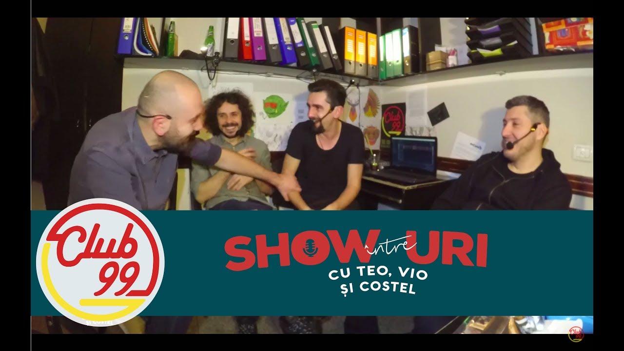 Podcast #152 | Craciunul cu Sorin si Natanticu | Intre showuri cu Teo Vio si Costel