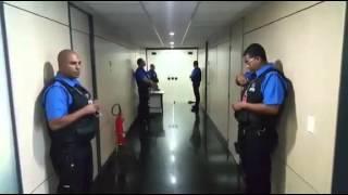 Advogados públicos são barrados no prédio da PGFN