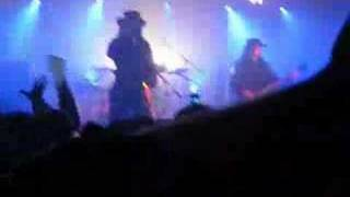 Fields of the Nephilim live @ Stodola Warsaw - Mourning Sun