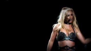 Britney Spears - Work Bitch & Toxic (Live @ Dick Clark New Year's Rockin Eve)