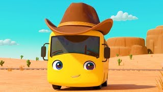 Cowboy Buster | Morphle and Friends | Cartoons for Kids| Go Buster