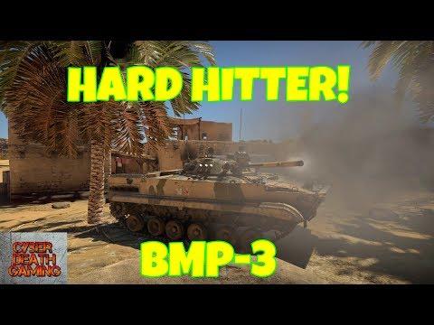 War Thunder: Hard Hitter! - BMP-3    RB Gameplay