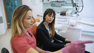 Magda, pacjentka Orthoclinic, 29 lat - Leczenie aparatem samoligaturującym