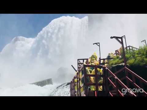 Niagara Falls - The best Waterfall of the World | Heena Tours