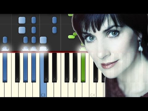 Enya / Only Time / Piano Tutorial / Notas Musicales