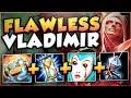 WTF?? CAN ANYONE KILL THIS FLAWLESS VLADIMIR? VLADIMIR SEASON 8 TOP GAMEPLAY! - League of Legends