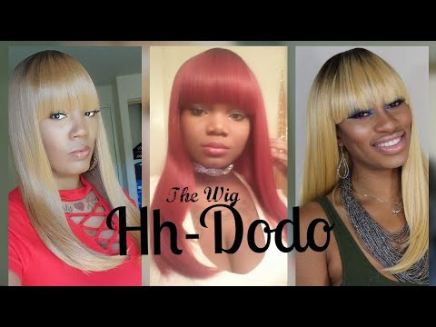 FALL Vibes , Woc in colored hair, the wig hh dodo ft Jess the dragoness and sheslayedtv