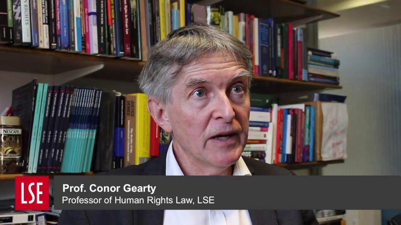 நேர்காணல் | Prof. Conor Gearty Human Rights Law at LSE & law of human rights. | TGTE