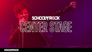 School of Rock Center Stage Artist Search Program