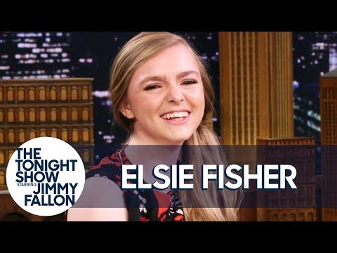 Eighth Grade Star Elsie Fisher Reacts to Being Lip-Synced to on TikTok Mp3