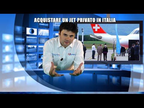 Acquistare un Jet Privato in Italia